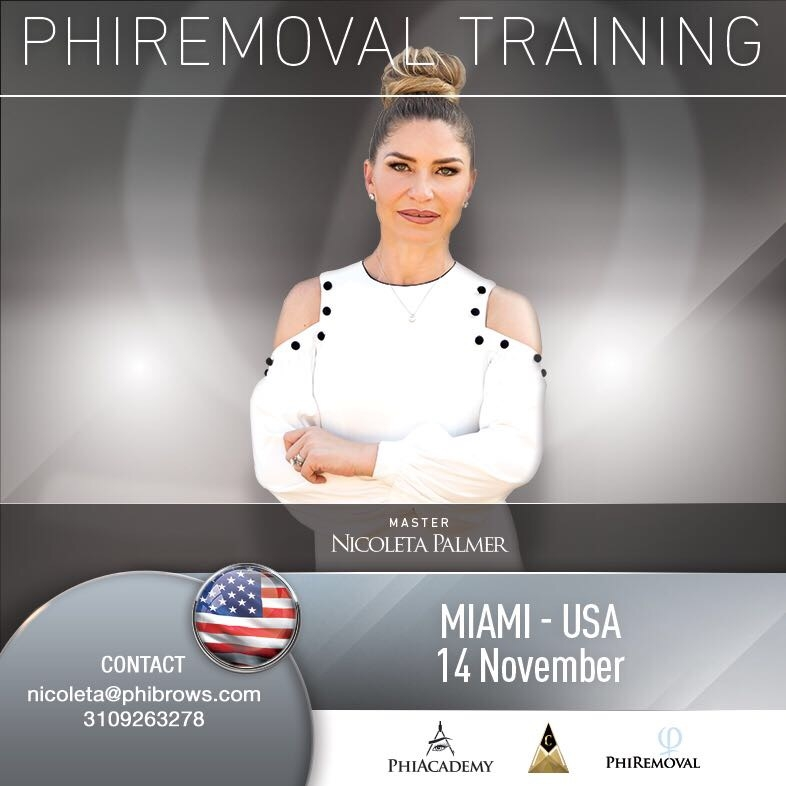 Microblading academy in Miami, USA