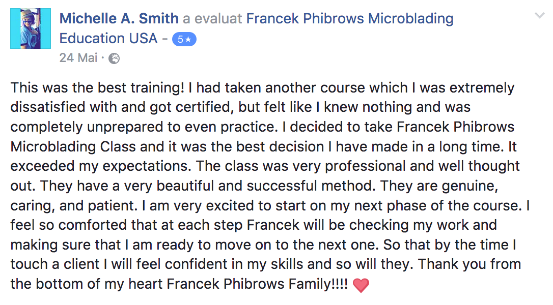 About Phibrows Academy USA